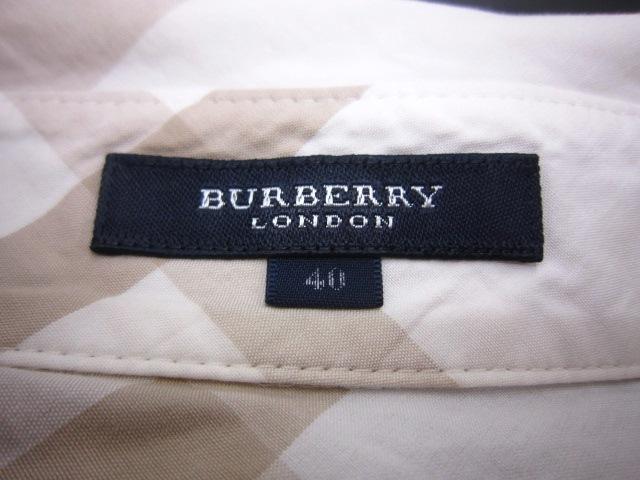 Burberry(バーバリー)のシャツブラウス