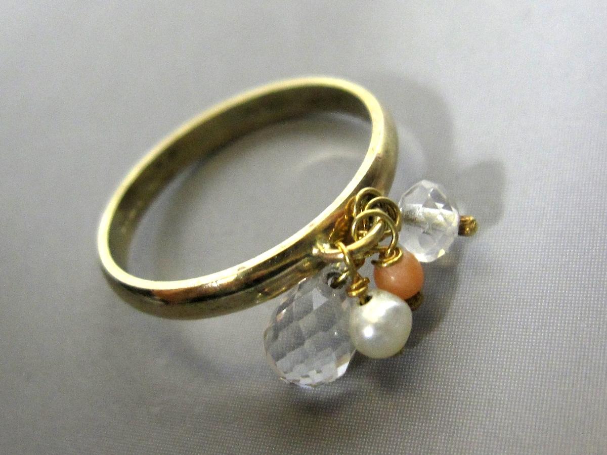 SweetPea(スイートピー)のリング