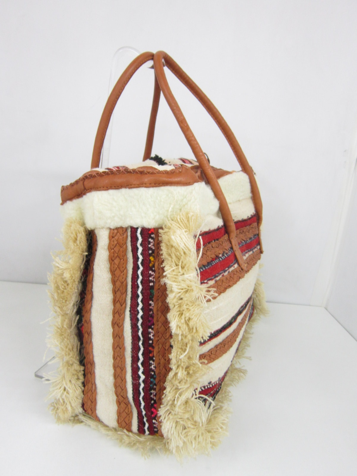 ENSHALLA(エンシャーラ)のハンドバッグ