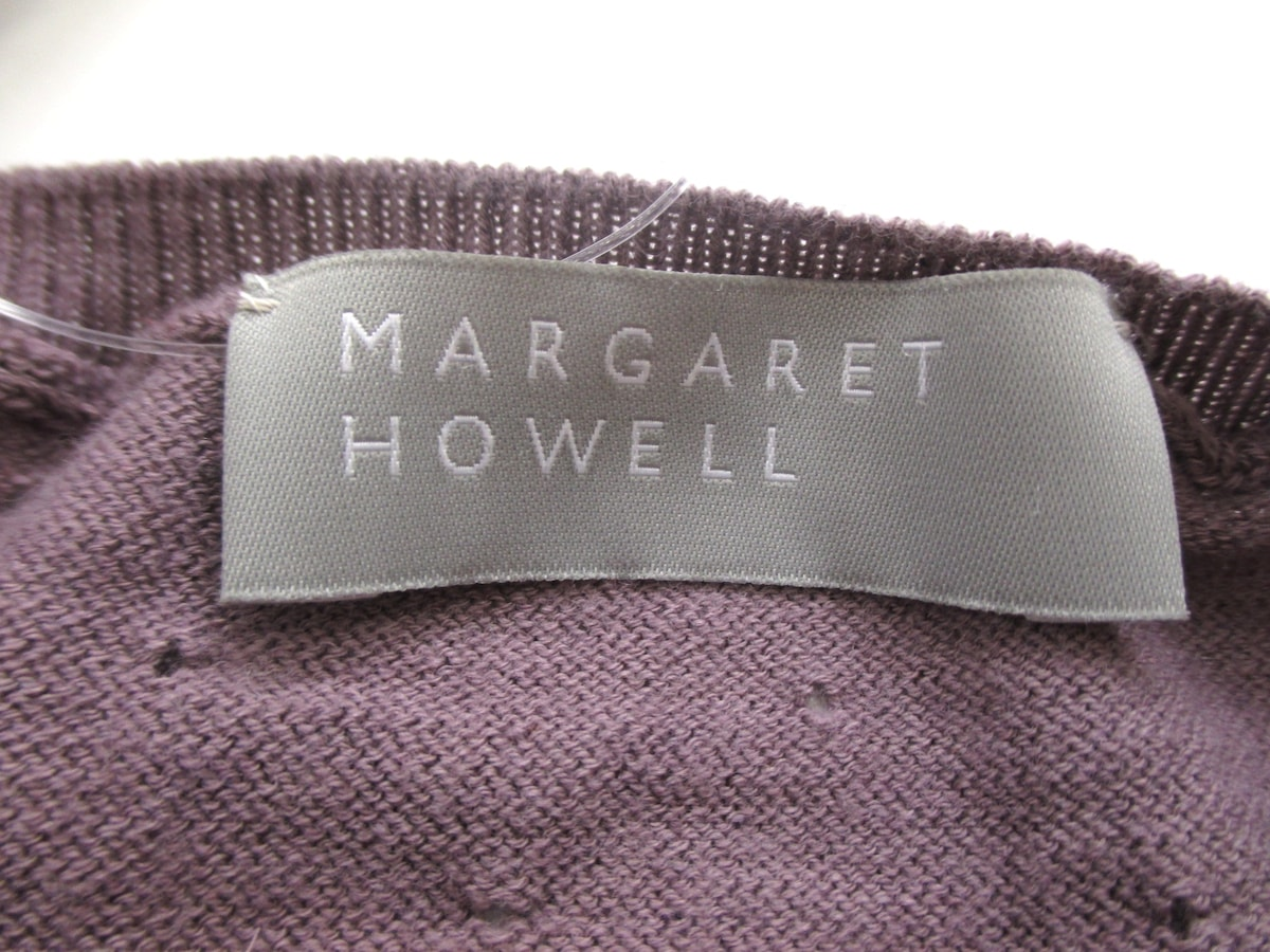 MargaretHowell(マーガレットハウエル)のカーディガン