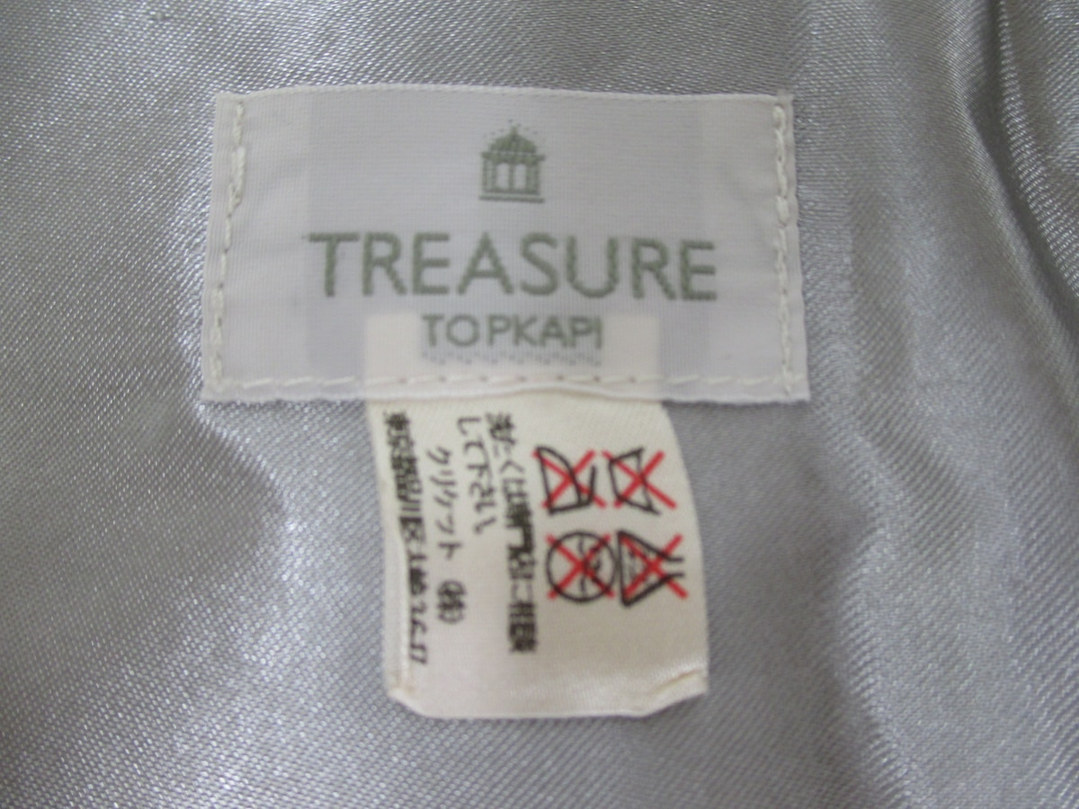 TREASURE TOPKAPI(トレジャートプカピ)のマフラー