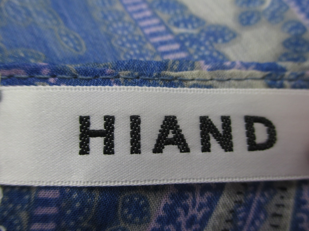 HIAND(ハイアンド)のチュニック