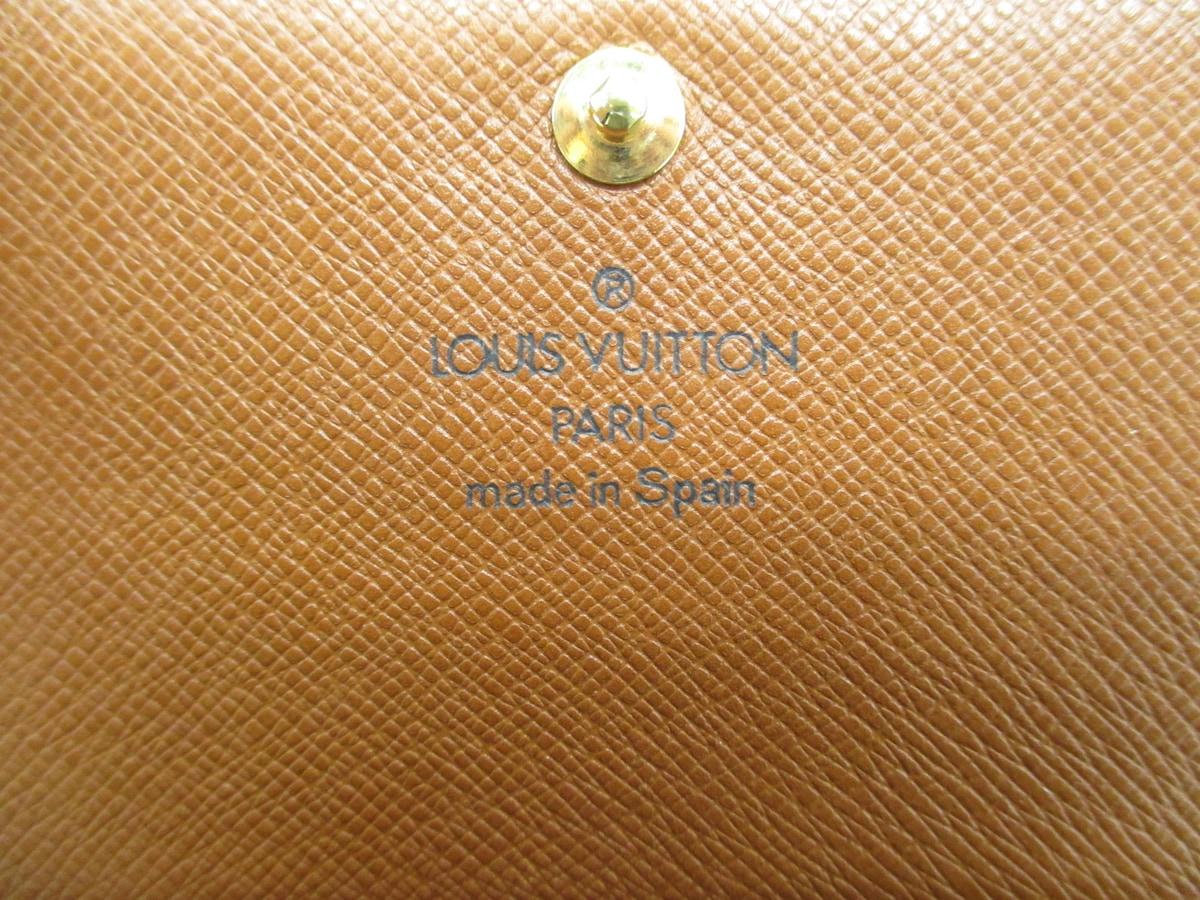 LOUIS VUITTON(ルイヴィトン)のポルト モネ・ビエ トレゾール