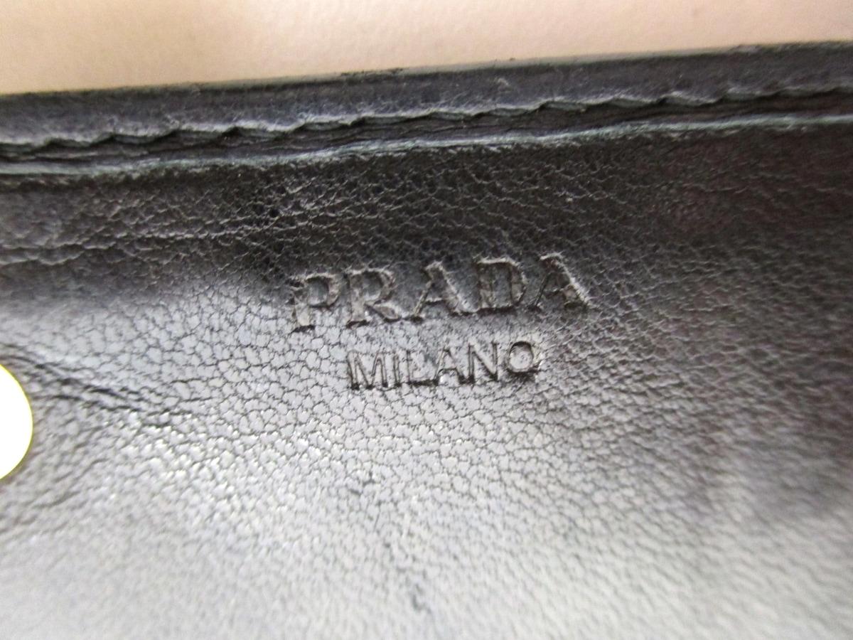 PRADA(プラダ)のギャザーウォレット
