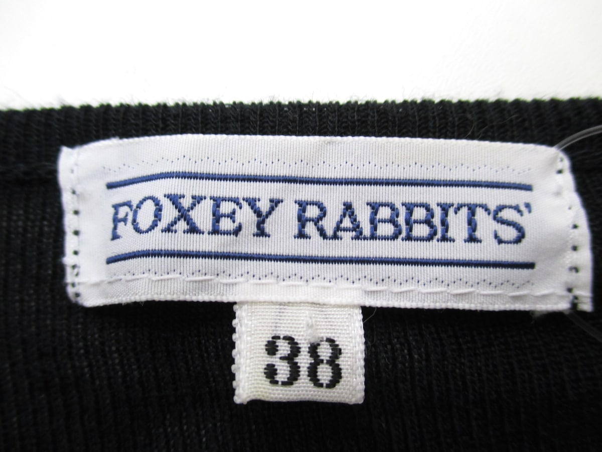 FOXEY RABBITS'(フォクシーラビッツ)のカットソー