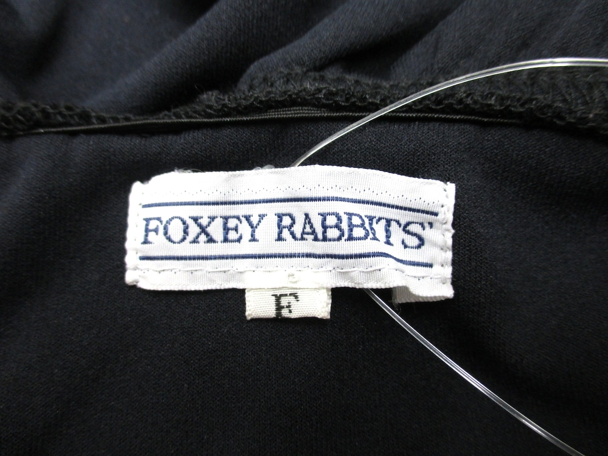 FOXEY RABBITS'(フォクシーラビッツ)のベアトップ
