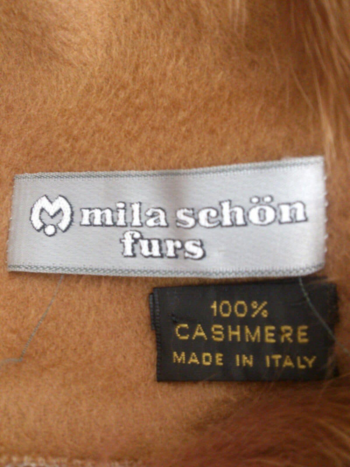mila schon(ミラショーン)のマフラー