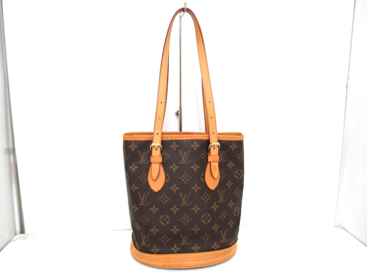 LOUIS VUITTON(ルイヴィトン)のプチ・バケット