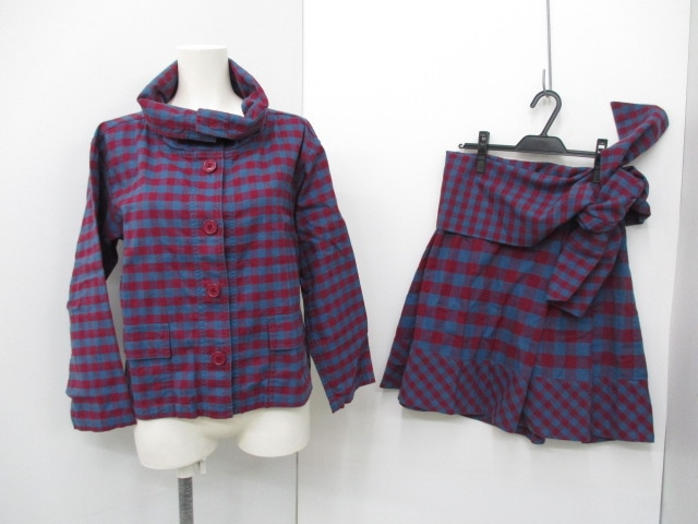 MARC JACOBS(マークジェイコブス)のスカートセットアップ