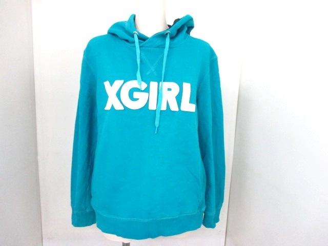 X-GIRL(エックスガール)のパーカー