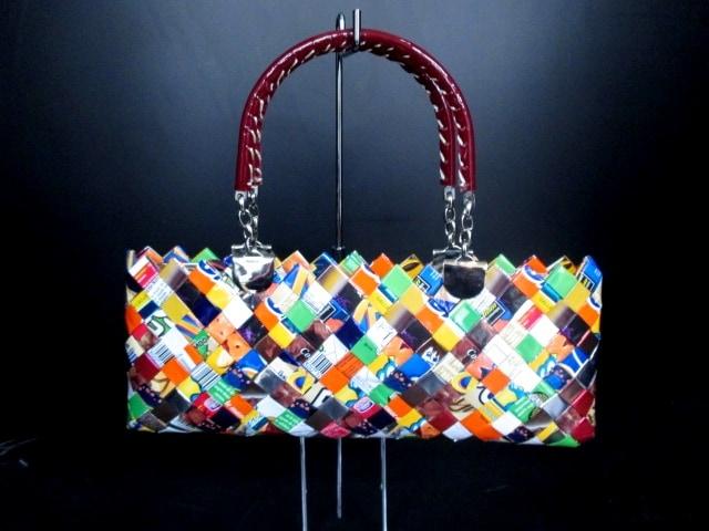 nahui ollin(ナウイオリン)のハンドバッグ