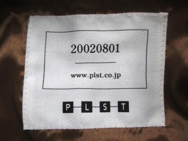 PLS+T(PLST)(プラステ)のポンチョ