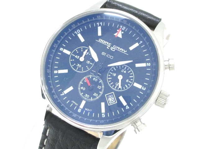 JORGGRAY(ヨーググレイ)の腕時計