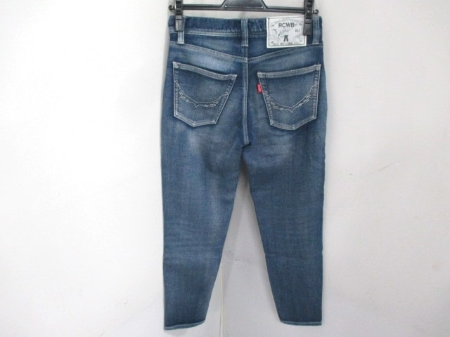 RCWB RODEOCROWNS WIDE BOWL(ロデオクラウンズ)のジーンズ