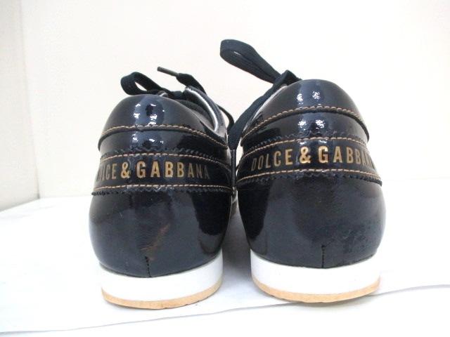 DOLCE&GABBANA(ドルチェアンドガッバーナ)のスニーカー