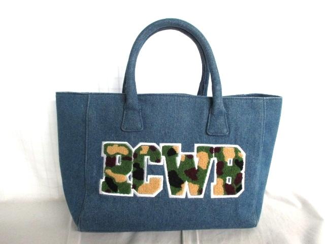 RCWBRODEOCROWNSWIDEBOWL(ロデオクラウンズ)のハンドバッグ