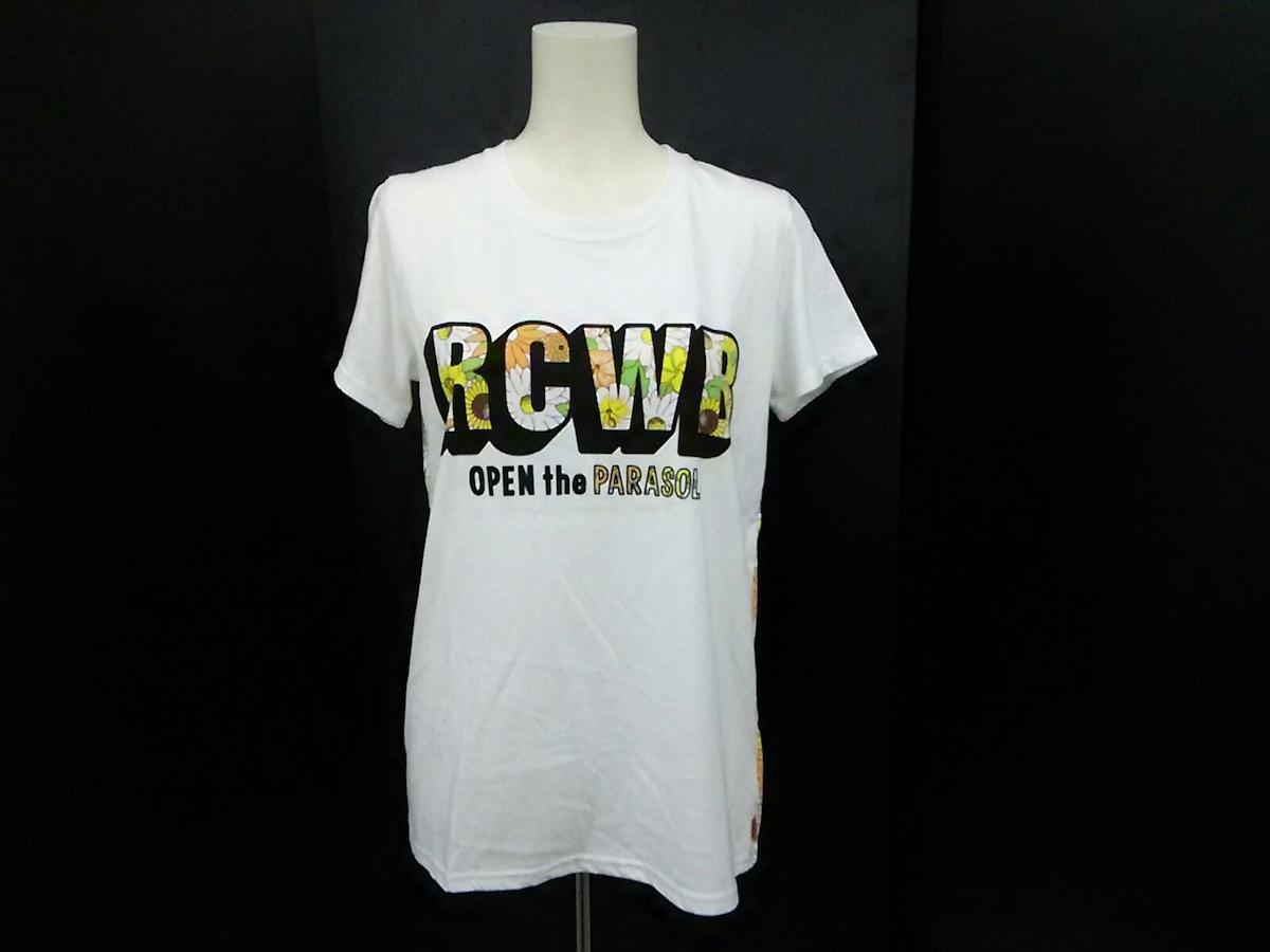 RCWBRODEOCROWNSWIDEBOWL(ロデオクラウンズ)のTシャツ