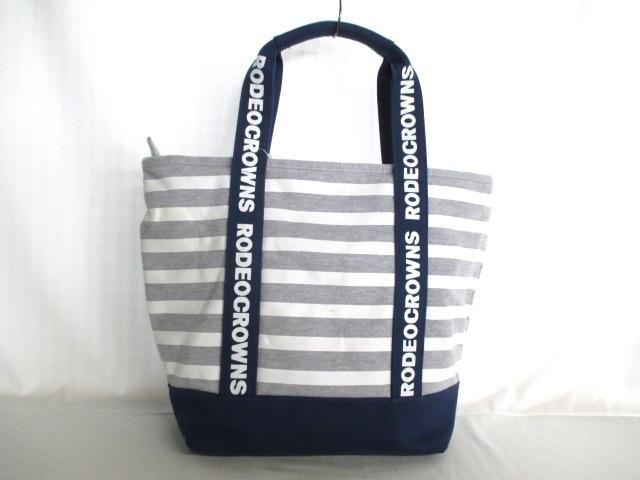 RCWBRODEOCROWNSWIDEBOWL(ロデオクラウンズ)のショルダーバッグ