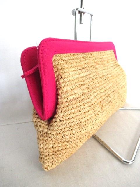 bujibaja(ブジバジャ)のクラッチバッグ