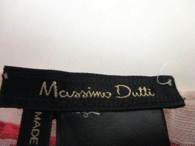 Massimo Dutti(マッシモドゥッティ)のマフラー