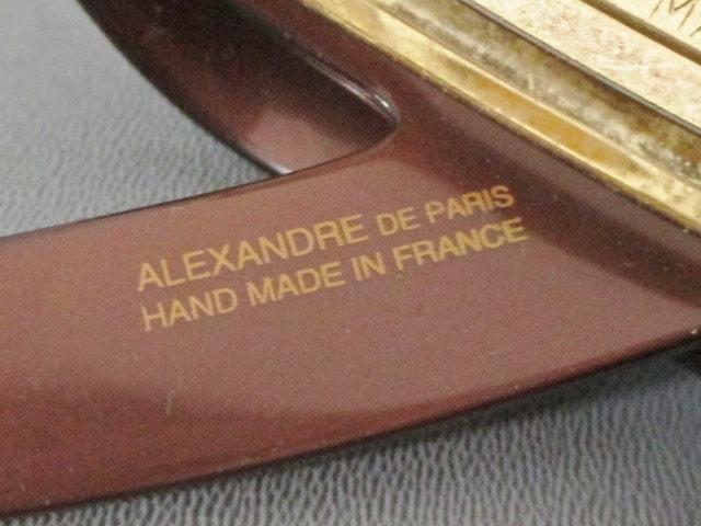 ALEXANDRE de PARIS(アレクサンドル ドゥ パリ)のその他アクセサリー