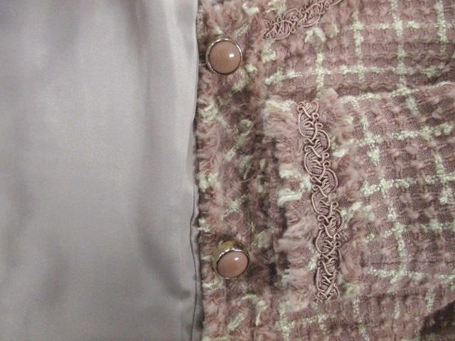 DebutdeFiore(デビュードフィオレ)のスカートスーツ