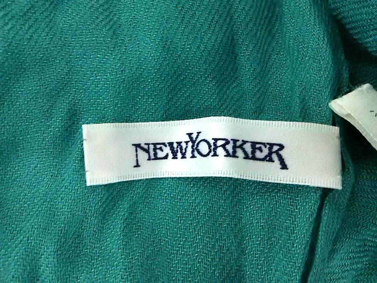 NEW YORKER(ニューヨーカー)のマフラー