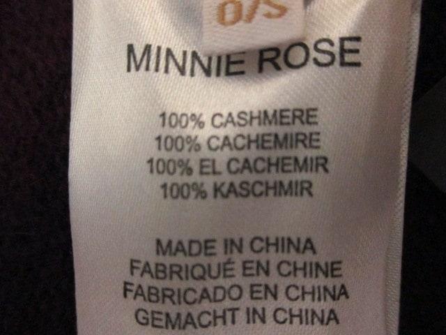 Minnie Rose(ミニーローズ)のマフラー