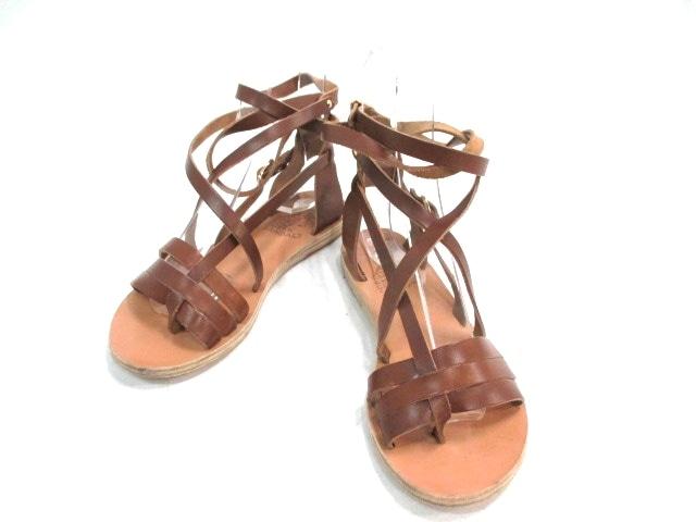 ancient greek sandals(エインシェント グリークサンダル)のサンダル