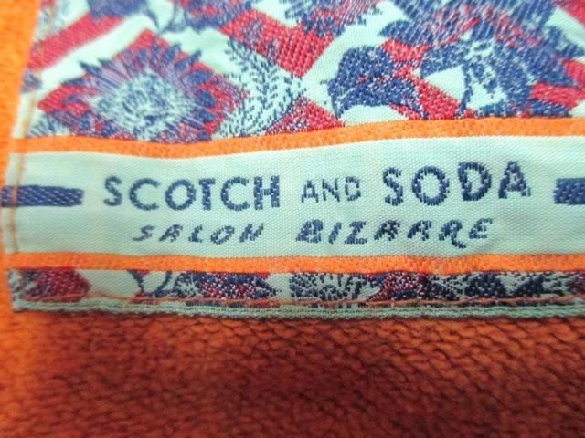 SCOTCH&SODA(スコッチアンドソーダ)のパーカー