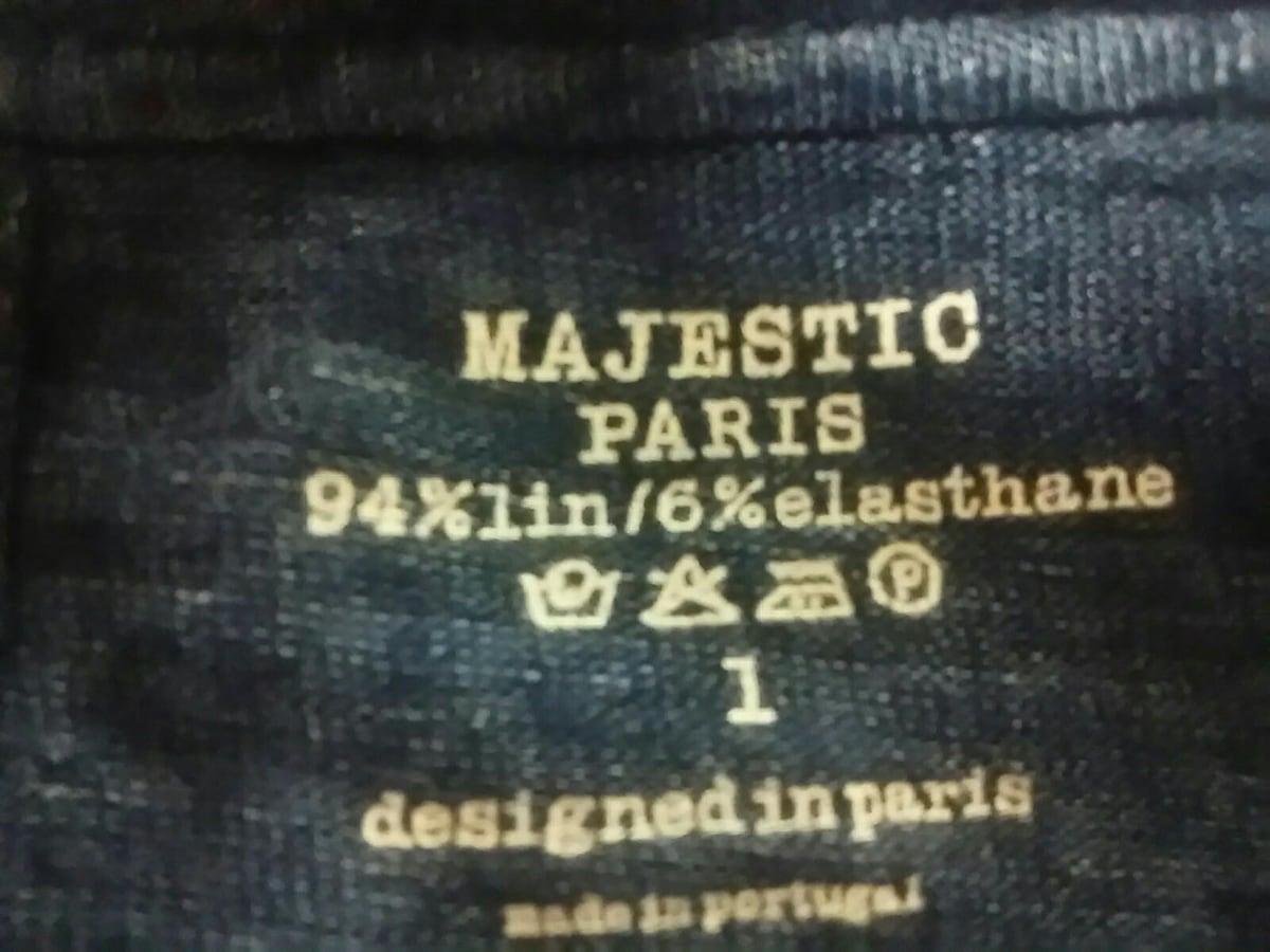 MAJESTIC FILATURES(マジェスティックフィラチュール)のオールインワン
