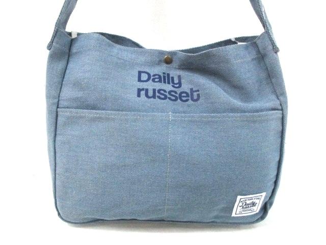 Daily russet(デイリーラシット)のショルダーバッグ