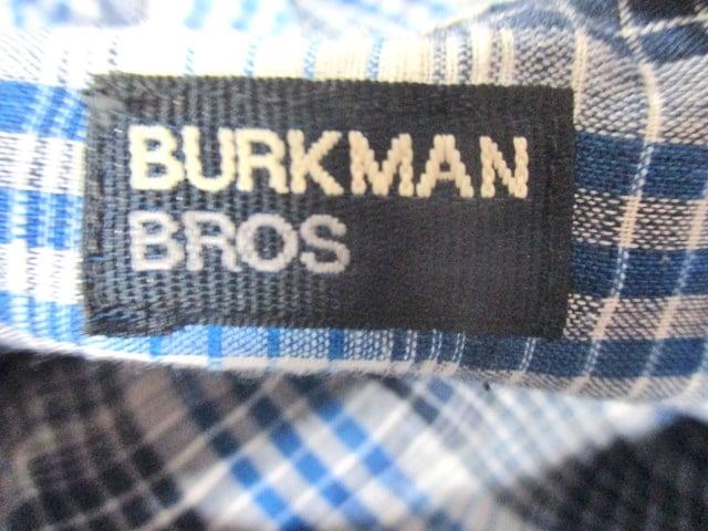 BURKMANBROS(バークマンブラザーズ)のシャツ