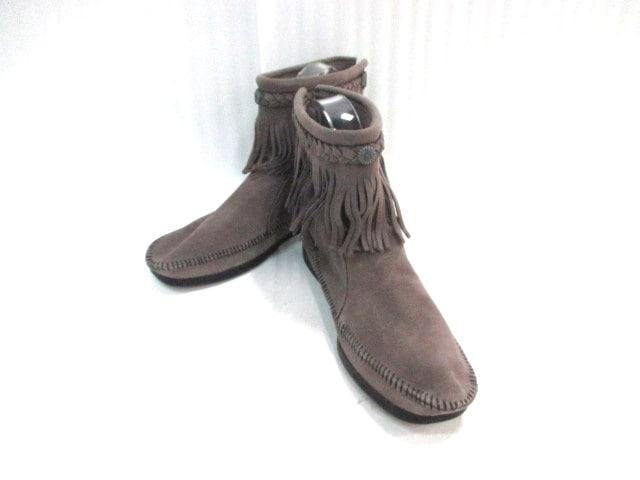UNFIT(アンフィット)のブーツ