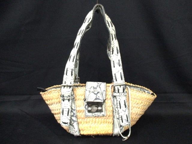 paola del lungo(パオラデルンゴ)のハンドバッグ