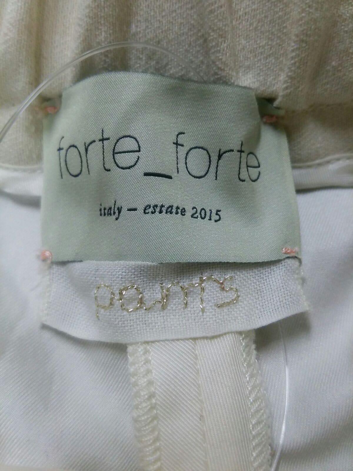 forte_forte(フォルテフォルテ)のパンツ