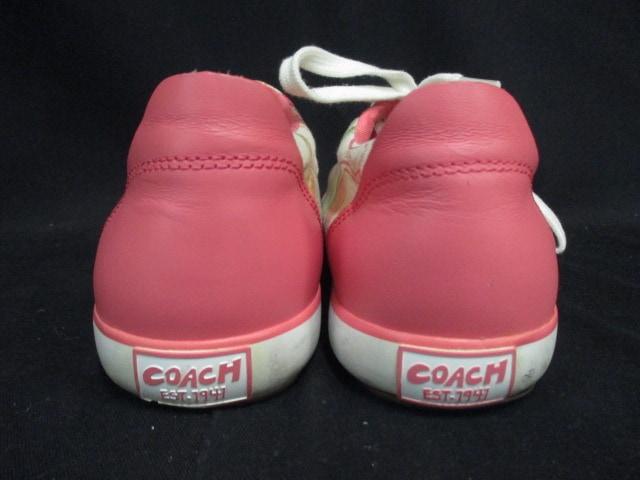COACH(コーチ)のスクリブル