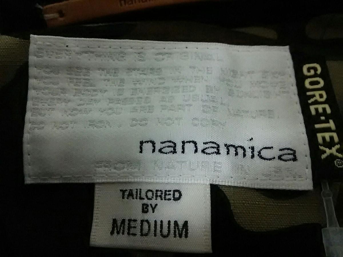 nanamica(ナナミカ)のブルゾン