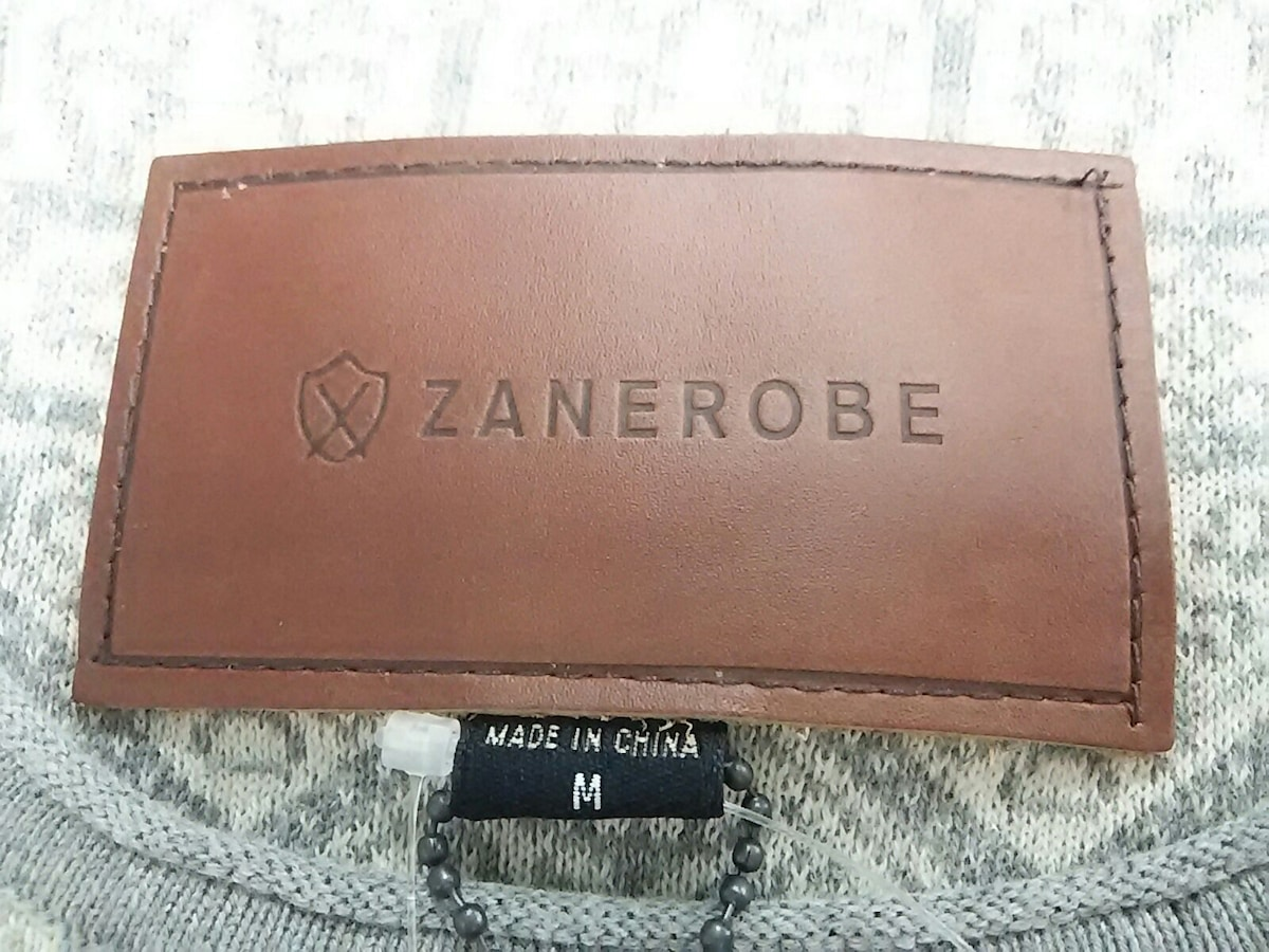 ZANEROBE(ゼインローブ)のセーター