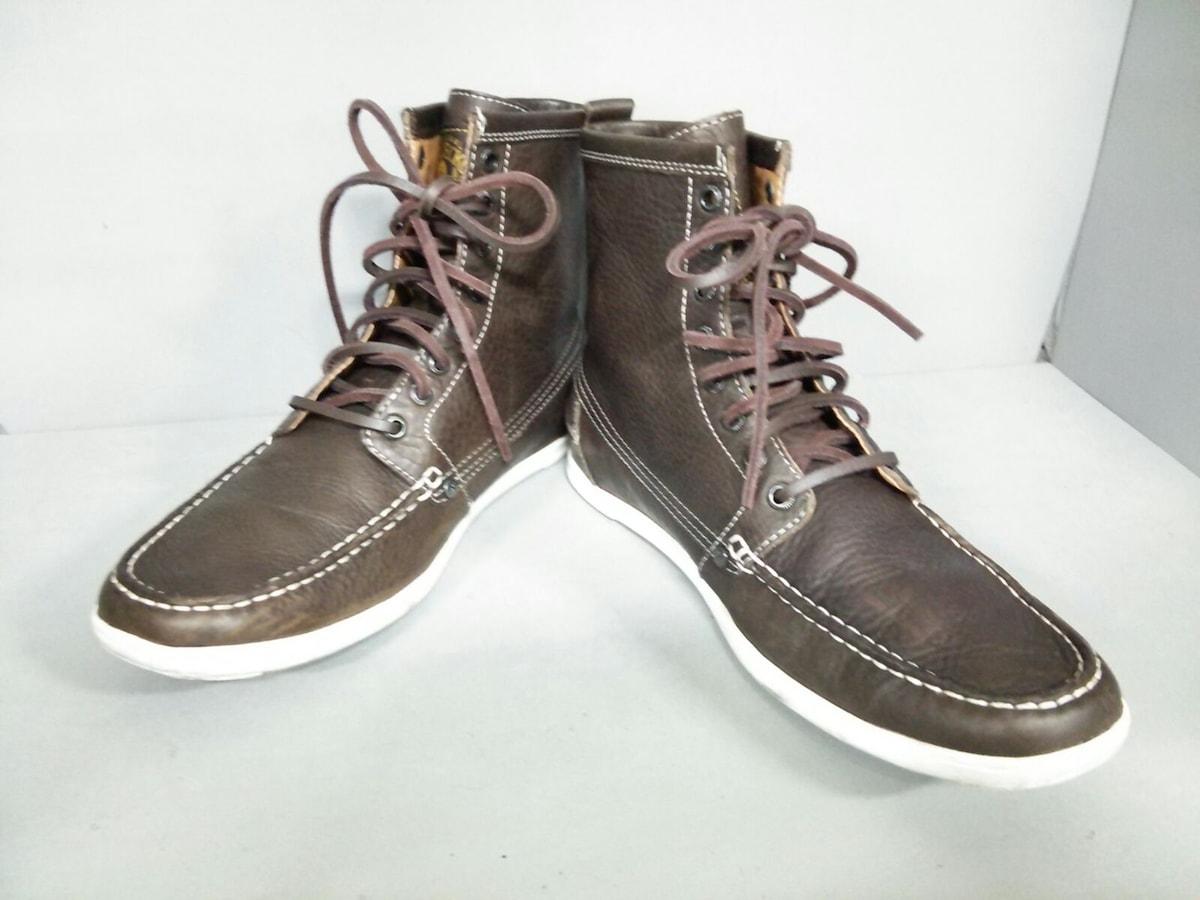 MARCECKOCut&Sew(マークエコー)のブーツ