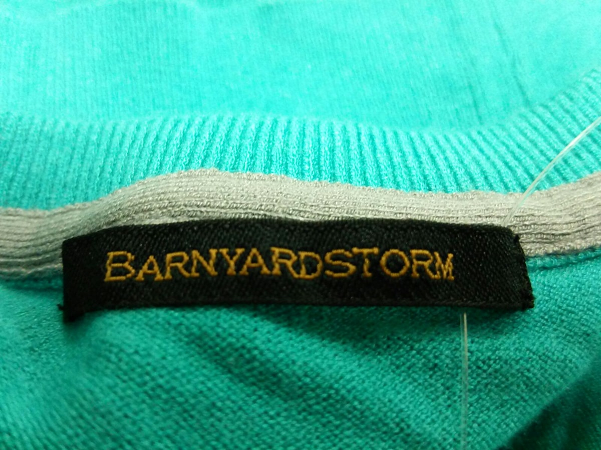 BARNYARDSTORM(バーンヤードストーム)のカーディガン