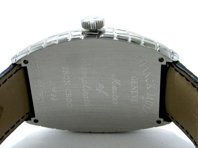 FRANCK MULLER(フランクミュラー)のトノーカーベックス アイアンクロコ