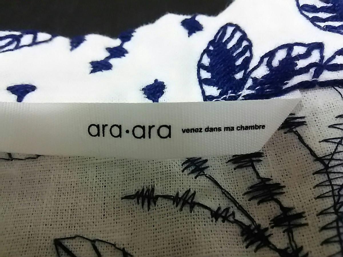 ara・ara(アラ・アラ)のカットソー