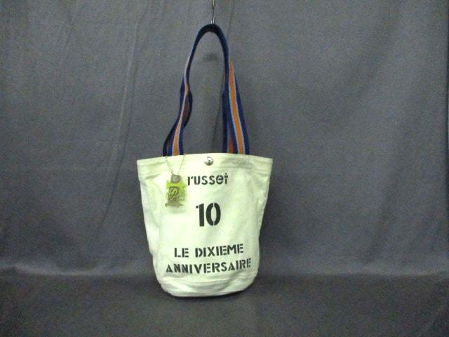russet(ラシット)のトートバッグ