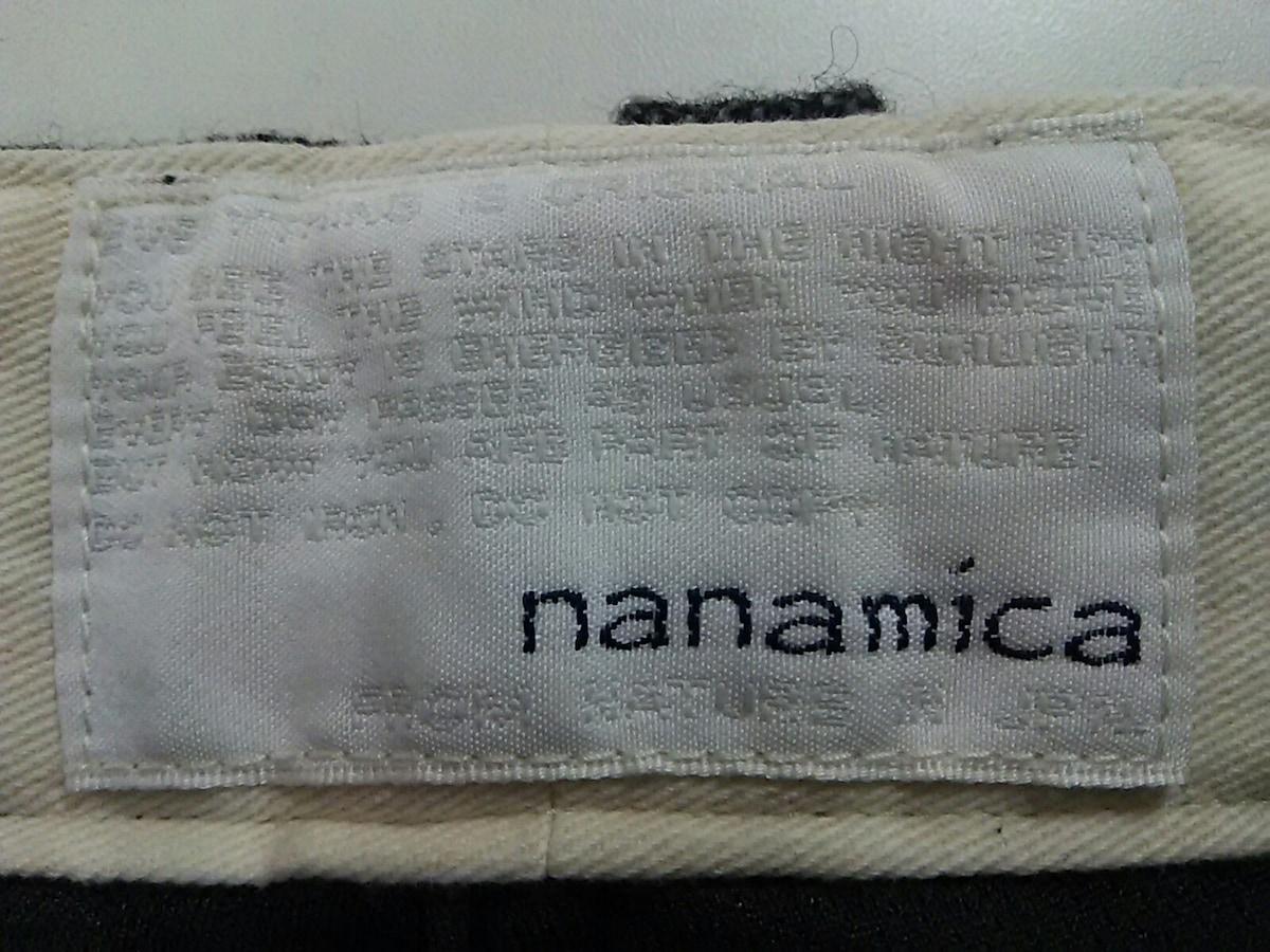 nanamica(ナナミカ)のパンツ