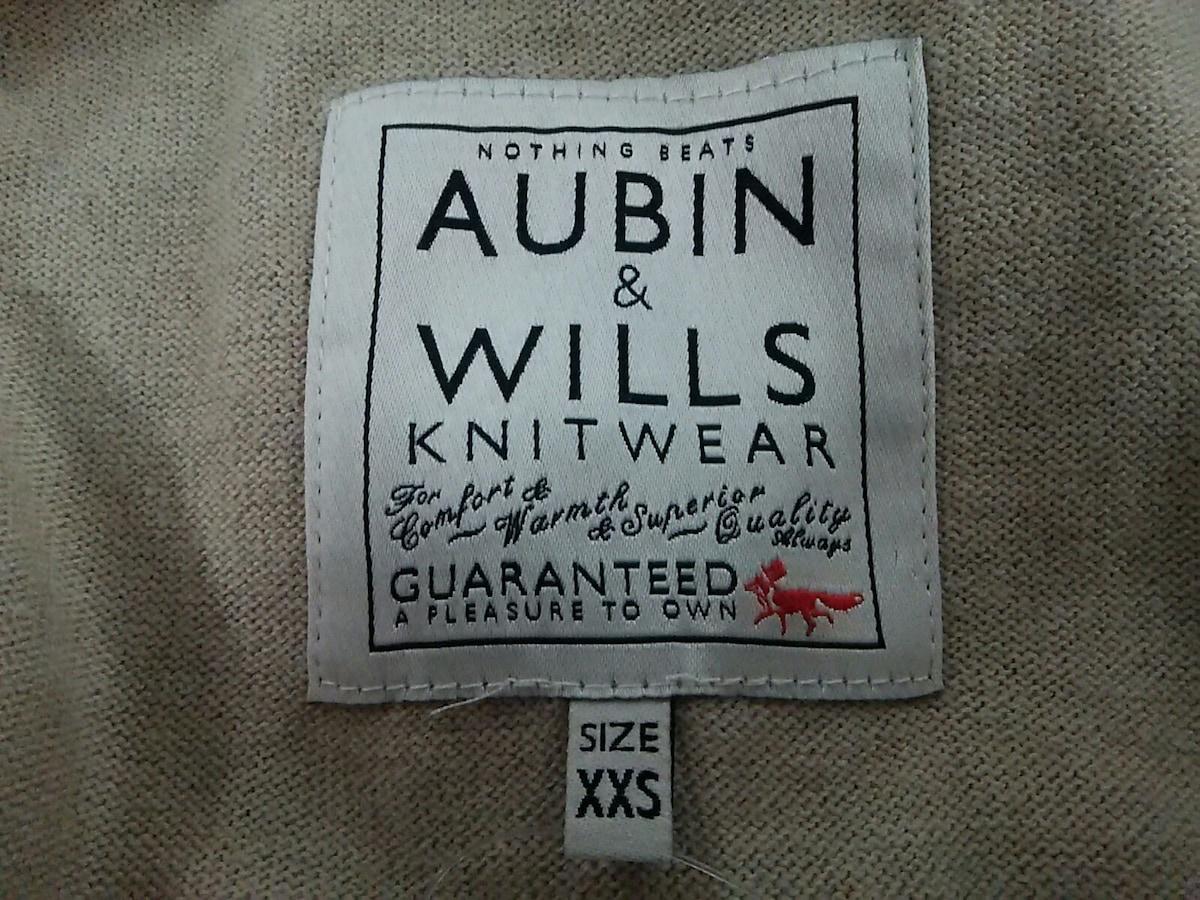 AUBIN&WILLS(オービン・アンド・ウィルズ)のカーディガン