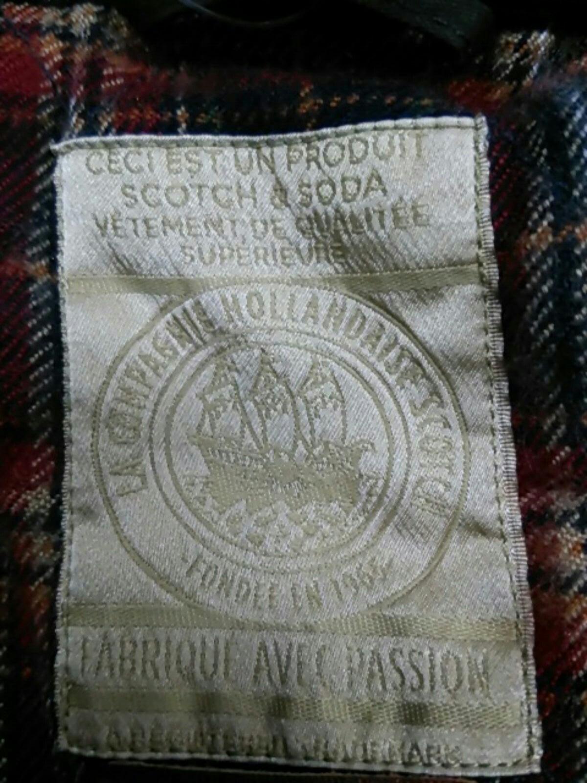 SCOTCH&SODA(スコッチアンドソーダ)のブルゾン