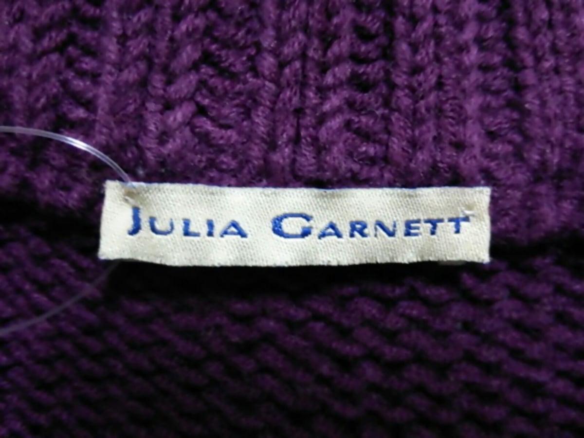 JULIA GARNETT(ジュリアガーネット)のポンチョ