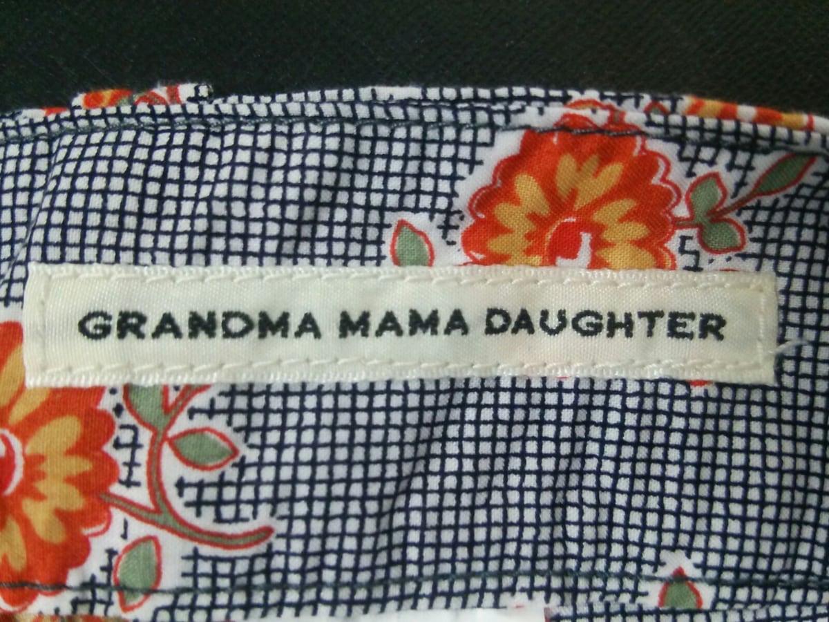 GRANDMA MAMA DAUGHTER(グランマママドーター)のパンツ