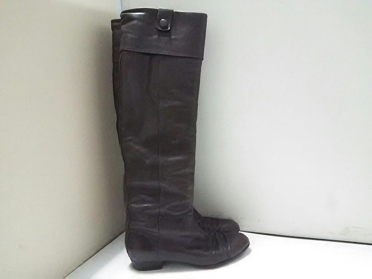 VERONIQUE BRANQUINHO(ヴェロニク・ブランキーノ)のブーツ